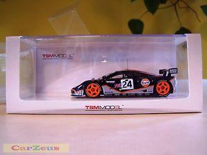 【送料無料】模型車 モデルカー スポーツカー tsm, マクラーレン#ルマンガルフレーシング143 tsm, 1995 mclaren モデルカー racing f1 gtr, 24, le mans 24hr, gulf racing, Rainbow Factory:7a029b5c --- sunward.msk.ru