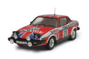 【送料無料】模型車 モデルカー スポーツカー #クラークウィルソンラリートップtriumph tr7 v8 20 clarkwilson rac rally 1980 trofu 143 2005 top
