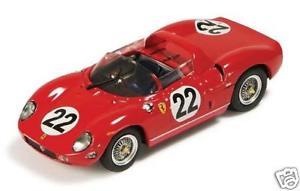 【送料無料】模型車 モデルカー スポーツカー フェラーリ#ルマンネットワークferrari 250p 22 parkesmaglioli le mans 1963 ixo 143 lmc070