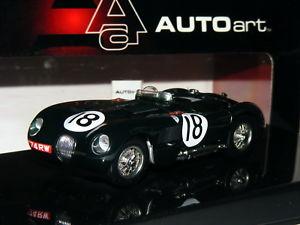 【送料無料】模型車 モデルカー スポーツカー ジャガールマン#autoart 65387 jaguar ctype winner 1953 le mans 18 143