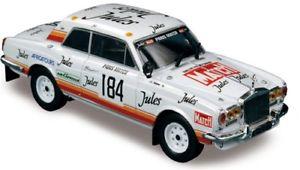 【送料無料】模型車 モデルカー スポーツカー ジュールプロト#ラリーパリダカールラリーjules proto 184 montcorgpelletier rally paris dakar 1981 143 845202