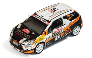 【送料無料】模型車 モデルカー スポーツカー #ラリーモンテカルロネットワークcitron ds3 r3 79 burrirey rally monte carlo 2011 ixo 143 ram459