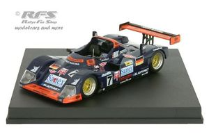 【送料無料】模型車 モデルカー スポーツカー ポルシェルマンジョーンズロイターtwrporsche wsc 95 24h le mans 1996 jones wurz reuter 143 trofeu 0901