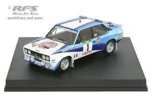 【送料無料 rallye】模型車 モデルカー portugal スポーツカー フィアットアバルトポルトガルラリーfiat 131 abarth 1981 rallye portugal 1981 alen kivimki 143 trofeu 1410, コスモポリタン:c9703e4b --- sunward.msk.ru