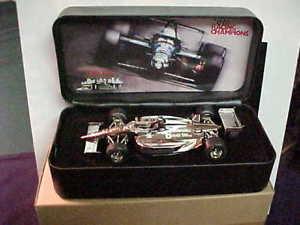 【送料無料】模型車 モデルカー スポーツカー マイケルアンドレッティプラチナカート1999 michael andretti 124 havoline platinum cart car