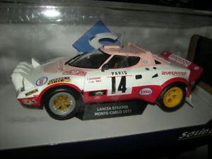 【送料無料】模型車 モデルカー スポーツカー ランチアモンテカルロ#118 solido lancia stratos montecarlo 1977 14 in ovp