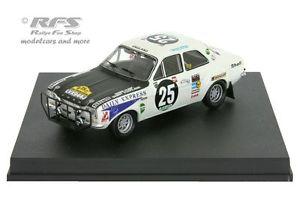 【送料無料】模型車 モデルカー スポーツカー モデルカー フォードエスコートサファリラリークラークford escort 1600 tc スポーツカー rallye safari rallye 1971 clark 143 trofeu 0530, ヘムリーベット:25ff48e8 --- sunward.msk.ru