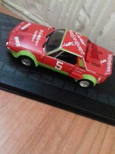 【送料無料】模型車 モデルカー スポーツカー アバルトフィアット×143 fiat x19 abarth