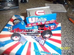 【送料無料】模型車 モデルカー スポーツカー ァースケールキースカウフマンモータースポーツスプリントカーブランドneues angebot125 scale keith kauffman u2 motorsports sprint car brand 1998 vhtf