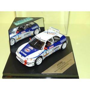 【送料無料】模型車 モデルカー スポーツカー プジョーマキシラリーリヨンpeugeot 306 maxi n5 rallye lyon charbonnieres 1996 panizzi vitesse av090a 143