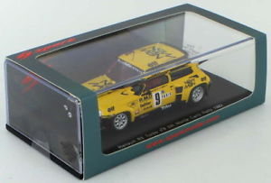 【送料無料】模型車 モデルカー スポーツカー ルノーターボサビーラリーモンテカルロrenault r5 turbo saby sappey rally monte carlo 1982 143 s3854 reduced