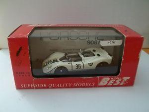 【送料無料】模型車 モデルカー スポーツカー ポルシェベストbest sc143 porsche 9082 zeltweg 1969