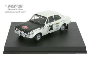 【送料無料】模型車 モデルカー スポーツカー フォードエスコートモンテカルロラリーford escort 1600 mk i tc rallye monte carlo 1970 mkinen 143 trofeu 0551