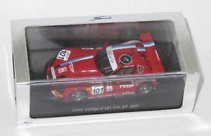 【送料無料】模型車 モデルカー スポーツカー シリーズ#143 101 シリーズ#143 モデルカー gillet vertigo fia gt series 2007 101 bleinders rkuppens, calimart(カリマート):70646b1a --- sunward.msk.ru