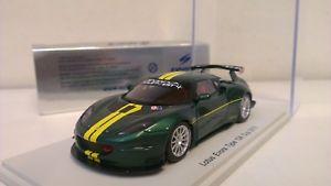 【送料無料】模型車 モデルカー スポーツカー スパークロータスエボラタイプカップスケールspark lotus evora type 124 cup 2010 143 scale s2206 s