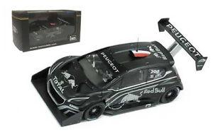 【送料無料】模型車 モデルカー スポーツカー ネットワークプジョーパイクスピークテストカーローブスケールixo ram562 peugeot 208 t16 pikes peak test car 2013 sebastien loeb 143 scale