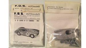 【送料無料】模型車 モデルカー スポーツカー ランチアコレクタスクーデリア143 fds 21 lancia d24 panamericana 1953 fangio rare collector scuderia
