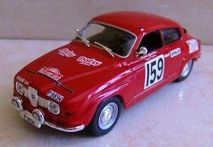 送料無料 模型車 モデルカー スポーツカー モンテカルロラリーミニチュアsaab 96 v4 30 rallye miniature 1972 carlo exclu anders sigurdson virate monte 贈り物 商品追加値下げ在庫復活