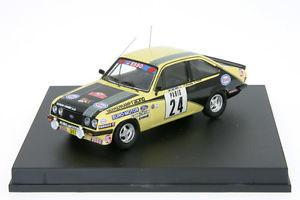 【送料無料】模型車 モデルカー スポーツカー フォードエスコートボスモンテカルロラリー143 ford escort rs 2000 beauchef rallye monte carlo 1980 trofeu 1805