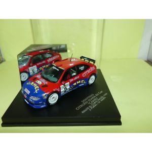 【送料無料】模型車 モデルカー スポーツカー シトロエンクサラキットカーラリーエルコルテイングレスcitroen xsara kit car rallye el corte ingles 1999 puras vitesse skm99065 143
