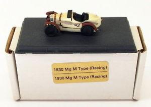 【送料無料】模型車 モデルカー スポーツカー スケールモデルカータイプレーシングカーunknown brand 187 scale model car ub03 1930 mg mtype racing car