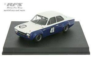 【送料無料】模型車 モデルカー スポーツカー フォードエスコートシュルジュガイリジェford escort 1600 tc gp montlhery 1969 guy ligier 143 trofeu 0538