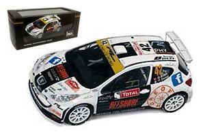 【送料無料】模型車 モデルカー スポーツカー ネットワークプジョーモンテカルロラリースケールオリビエixo ram546 peugeot 207 s2000 monte carlo rally 2013 olivier burri 143 scale