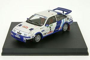 【送料無料】模型車 モデルカー スポーツカー フォードシエラコスワースカークラッシュラリーポルトガル143 ford sierra rs cosworth crashed car rallye portugal 1988 trofeu 9116