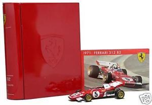 【送料無料】模型車 モデルカー スポーツカー フェラーリ#アンドレッティドイツグランプリferrari 312b2 5 mandretti german gp 1971 143 sf07
