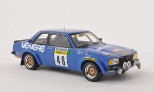 【送料無料】模型車 モデルカー スポーツカー オペルアスコナ#モンテカルロネオopel ascona b gr2 48 tchinethimonier monte carlo 1981 neo 143 45243