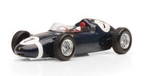 【送料無料】模型車 モデルカー スポーツカー ポルシェ#モスporsche 718 f2 7 smoss 1960 tsm 143 124355