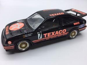 【送料無料】模型車 モデルカー スポーツカー フォードシエラコスワースターボホイールコスワースピレリford sierra dtm 143 ~ texco xr4i turbo all wheel rs cosworth stw btcc pirelli