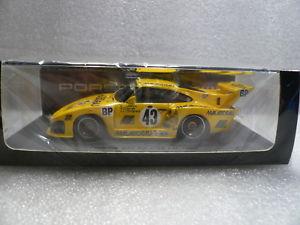 【送料無料】模型車 モデルカー スポーツカー ポルシェkスパーククレーメルレーシングチームルマンporsche 935 k3, spark s2050, team kremer racing, 24h le mans 1980, 143, in ovp