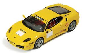 【送料無料】模型車 モデルカー スポーツカー フェラーリチャレンジフィオラノテストferrari f430 challenge fiorano test giallo 2006 143 fer042