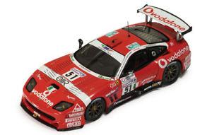 【送料無料】模型車 モデルカー スポーツカー フェラーリマラネロラモス#ルマンferrari 550 maranello 51 ramos le mans 2005 143 fer066