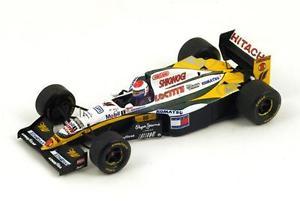【送料無料】模型車 モデルカー スポーツカー #ベルナールヨーロッパスパークlotus 109 11 ebernard european gp 1994 spark 143 s1678