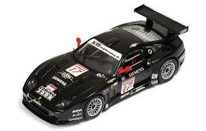 【送料無料】模型車 モデルカー スポーツカー フェラーリ#メロドニントンferrari 575m 17 wendlingermelo winner donington 2004 143 fer037