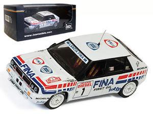 【送料無料】模型車 モデルカー スポーツカー ネットワークランチアデルタサンレモオリオールスケールixo rac072 lancia delta integrale 16v winner san remo 1991 d auriol 143 scale