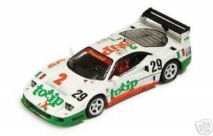 【送料無料】模型車 モデルカー スポーツカー フェラーリ#ルマンフェラーリコレクションferrari f40 lm totip 29 le mans 1994 ferrari collection 143 fer010