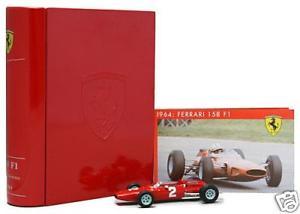 【送料無料】模型車 モデルカー スポーツカー フェラーリエアロ#サーティースグランプリフェラーリイタリアferrari 158 aero 2 jsurtees 1 gp italia 1964 ferrari collec 143 sf15