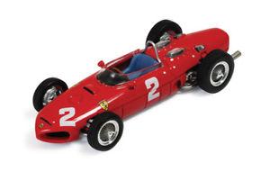 【送料無料】模型車 モデルカー スポーツカー フェラーリ#ヒルグランプリイタリアフェラーリコレクションferrari 156 f1 2 phill winner gp italia 1961 ferrari collection143 sf25