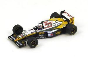 【送料無料】模型車 モデルカー スポーツカー #ザナルディグランプリスパークlotus 109 11 azanardi gp great britain 1994 spark 143 s1671 *top *