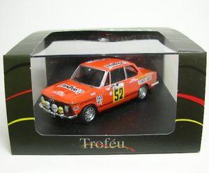 【送料無料】模型車 モデルカー スポーツカー ラリーモンテカルロbmw 2002 52 rally monte carlo 1977
