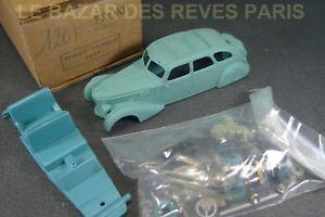 【送料無料】模型車 モデルカー スポーツカー エシェルレジンキットモンテepokit berliet dauphine 1939  kit rsine chelle 143 non mont