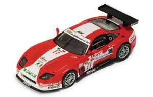 【送料無料】模型車 モデルカー スポーツカー フェラーリ#モンツァferrari 575m 11 peterbabini 3rd monza 2004 143 fer041