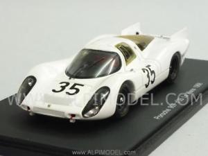 【送料無料】模型車 モデルカー スポーツカー ポルシェ#ルマンスパークporsche 907 35 le mans 1968 lins 143 spark s3479