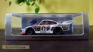 【送料無料】模型車 モデルカー スポーツカー ポルシェkポルシェクレーメルレーシング#ルマン143 spark, porsche 935 k2, porsche kremer racing 42, le mans 24hr 1977, s2029