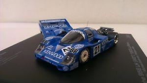 【送料無料】模型車 モデルカー スポーツカー モデルポルシェ#ルマンアンドレッティスケールhpi models porsche 956 lh 21 1983 lemans andretti 143 scale 941s