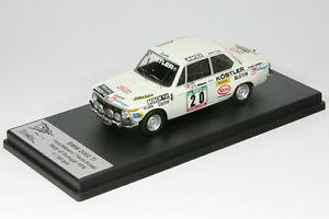 【送料無料】模型車 モデルカー スポーツカー ヴィットマンポルトガルラリー143 bmw 2002 ti wittmann rallye portugal 1976 trofeu rral 011