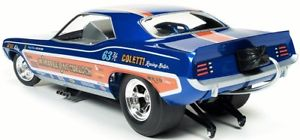 【送料無料】模型車 モデルカー スポーツカー ホイップルプリマスバーダカー118 legends whipple amp; mcculloch nhra plymouth barracuda funny car 118 aw1176